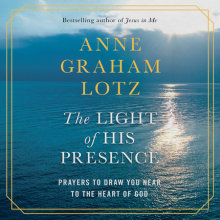 The Light of His Presence Cover