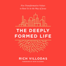 The Deeply Formed Life Cover