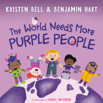The World Needs More Purple People Cover