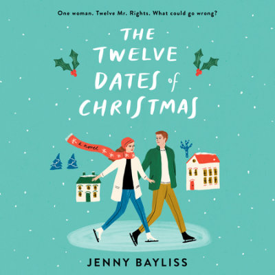 The Twelve Dates of Christmas cover