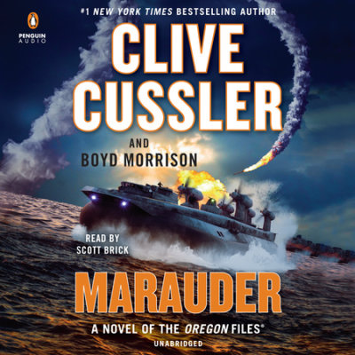 Marauder cover