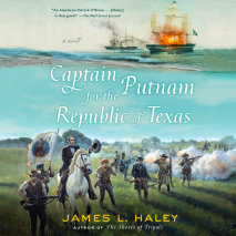 Captain Putnam for the Republic of Texas Cover
