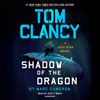 Tom Clancy Shadow of the Dragon cover