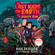 The Last Kids on Earth and the Skeleton Road cover big