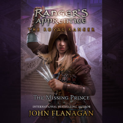 The Royal Ranger: The Missing Prince cover