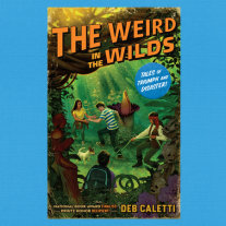 The Weird in the Wilds Cover