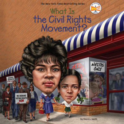 What Is the Civil Rights Movement? cover