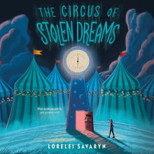 The Circus of Stolen Dreams Cover
