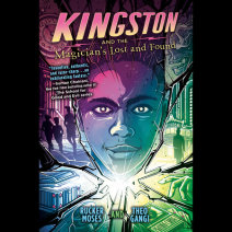 Kingston and the Magician's Lost and Found Cover