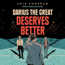 Darius the Great Deserves Better Cover