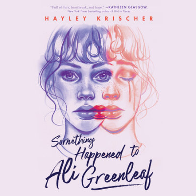 Something Happened to Ali Greenleaf cover