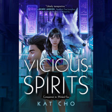 Vicious Spirits Cover