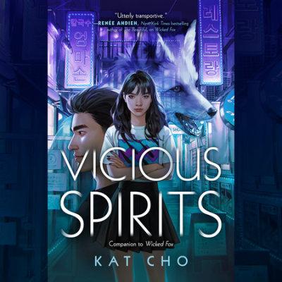 Vicious Spirits cover