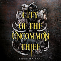 City of the Uncommon Thief Cover