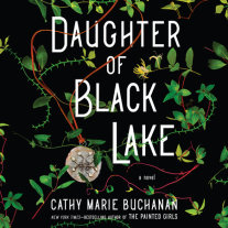 Daughter of Black Lake Cover