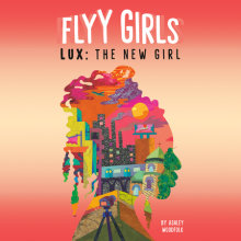 Lux: The New Girl #1 Cover