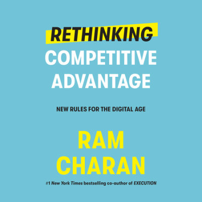 Rethinking Competitive Advantage cover