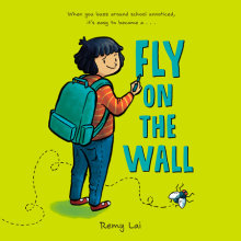 Fly on the Wall Cover