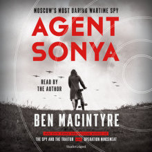 Agent Sonya Cover