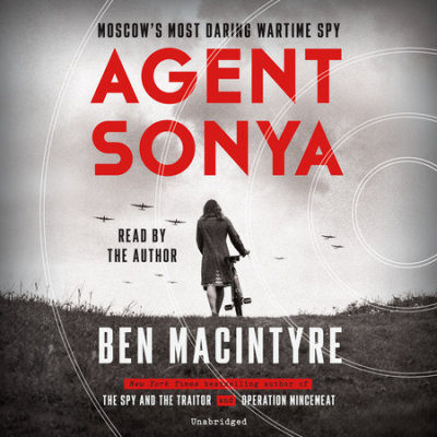 Agent Sonya cover