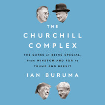 The Churchill Complex Cover