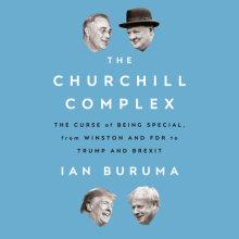 The Churchill Complex Cover