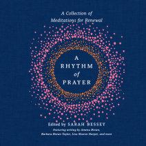 A Rhythm of Prayer Cover