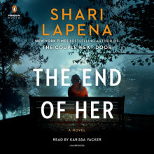 The End of Her Cover