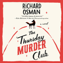 The Thursday Murder Club Cover