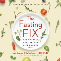 The Fasting Fix Cover