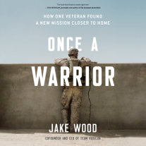 Once a Warrior Cover