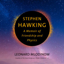 Stephen Hawking Cover