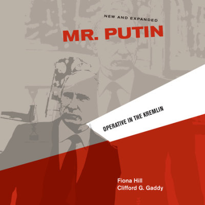 Mr. Putin cover