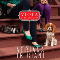 Viola in the Spotlight Cover