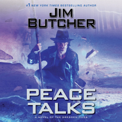 Peace Talks cover