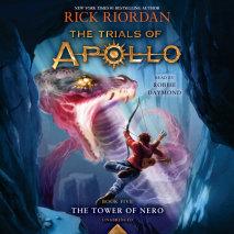 The Tower of Nero (Trials of Apollo, Book Five) Cover