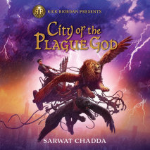 City of the Plague God Cover