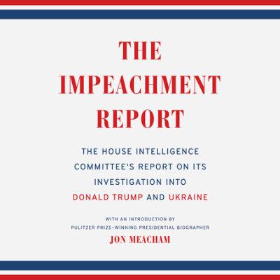 The Impeachment Report cover