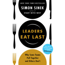Leaders Eat Last Cover