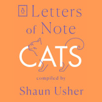 Letters of Note: Cats Cover