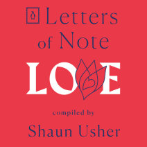 Letters of Note: Love Cover