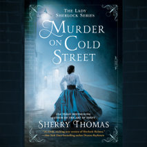 Murder on Cold Street Cover