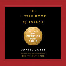 The Little Book of Talent Cover