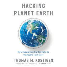 Hacking Planet Earth Cover