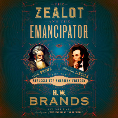 The Zealot and the Emancipator cover
