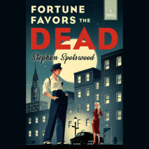 Fortune Favors the Dead Cover