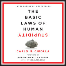 The Basic Laws of Human Stupidity Cover