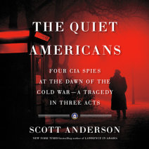 The Quiet Americans Cover