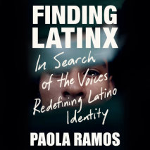 Finding Latinx Cover