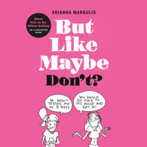 But Like Maybe Don't? Cover